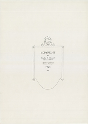 Page 8, 1925 Edition, Wittenberg University - Witt Yearbook (Springfield, OH) online yearbook collection