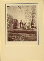 Page 9, 1932 Edition, Wittenberg University - Witt Yearbook (Springfield, OH) online yearbook collection