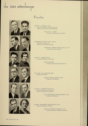 Page 17, 1933 Edition, Wittenberg University - Witt Yearbook (Springfield, OH) online yearbook collection