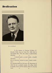 Page 5, 1933 Edition, Wittenberg University - Witt Yearbook (Springfield, OH) online yearbook collection