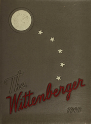 Page 1, 1948 Edition, Wittenberg University - Witt Yearbook (Springfield, OH) online yearbook collection