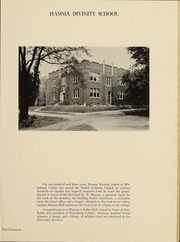 Page 17, 1948 Edition, Wittenberg University - Witt Yearbook (Springfield, OH) online yearbook collection