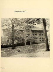 Page 5, 1948 Edition, Wittenberg University - Witt Yearbook (Springfield, OH) online yearbook collection