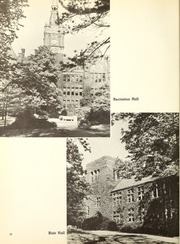Page 14, 1950 Edition, Wittenberg University - Witt Yearbook (Springfield, OH) online yearbook collection