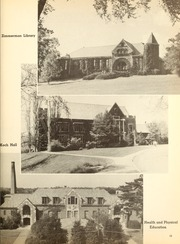 Page 17, 1950 Edition, Wittenberg University - Witt Yearbook (Springfield, OH) online yearbook collection