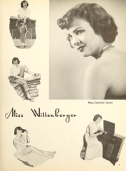 Page 9, 1950 Edition, Wittenberg University - Witt Yearbook (Springfield, OH) online yearbook collection