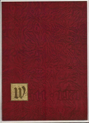 1971 Edition, Wittenberg University - Witt Yearbook (Springfield, OH)