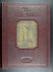 University of Akron - Tel Buch Yearbook (Akron, OH) online yearbook collection, 1926 Edition, Page 1