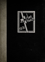 University of Akron - Tel Buch Yearbook (Akron, OH) online yearbook collection, 1931 Edition, Page 1