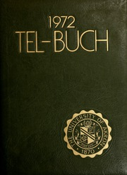 Page 1, 1972 Edition, University of Akron - Tel Buch Yearbook (Akron, OH) online yearbook collection