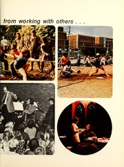 Page 15, 1975 Edition, University of Akron - Tel Buch Yearbook (Akron, OH) online yearbook collection