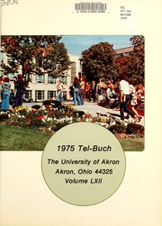 Page 5, 1975 Edition, University of Akron - Tel Buch Yearbook (Akron, OH) online yearbook collection