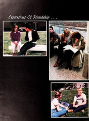 Page 16, 1981 Edition, University of Akron - Tel Buch Yearbook (Akron, OH) online yearbook collection