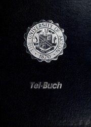 1982 Edition, University of Akron - Tel Buch Yearbook (Akron, OH)