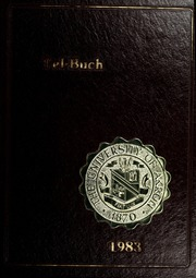 1983 Edition, University of Akron - Tel Buch Yearbook (Akron, OH)