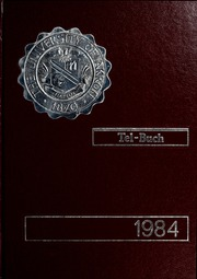 1984 Edition, University of Akron - Tel Buch Yearbook (Akron, OH)