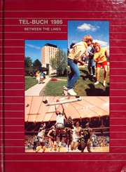 1986 Edition, University of Akron - Tel Buch Yearbook (Akron, OH)