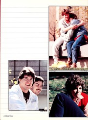 Page 8, 1986 Edition, University of Akron - Tel Buch Yearbook (Akron, OH) online yearbook collection
