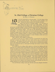 Page 14, 1915 Edition, St Olaf College - Viking Yearbook (Northfield, MN) online yearbook collection