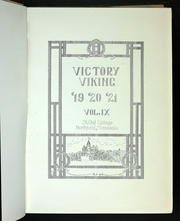 Page 7, 1919 Edition, St Olaf College - Viking Yearbook (Northfield, MN) online yearbook collection