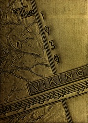 Page 1, 1939 Edition, St Olaf College - Viking Yearbook (Northfield, MN) online yearbook collection
