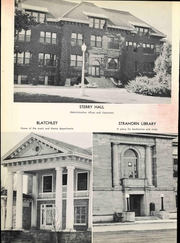 Page 8, 1959 Edition, College of Idaho - Trail Yearbook (Caldwell, ID) online yearbook collection