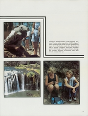Page 15, 1982 Edition, College of Idaho - Trail Yearbook (Caldwell, ID) online yearbook collection