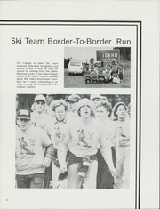 Page 16, 1982 Edition, College of Idaho - Trail Yearbook (Caldwell, ID) online yearbook collection