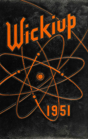 Page 1, 1951 Edition, Idaho State University - Wickiup Yearbook (Pocatello, ID) online yearbook collection