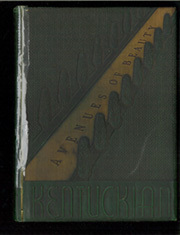 Page 1, 1939 Edition, University of Kentucky - Kentuckian Yearbook (Lexington, KY) online yearbook collection