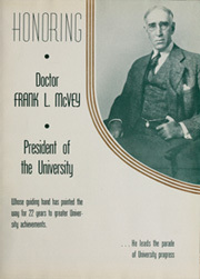Page 11, 1939 Edition, University of Kentucky - Kentuckian Yearbook (Lexington, KY) online yearbook collection