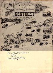 Page 2, 1941 Edition, University of Kentucky - Kentuckian Yearbook (Lexington, KY) online yearbook collection