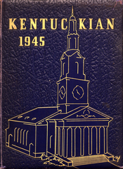 1945 Edition, University of Kentucky - Kentuckian Yearbook (Lexington, KY)