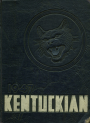 1947 Edition, University of Kentucky - Kentuckian Yearbook (Lexington, KY)
