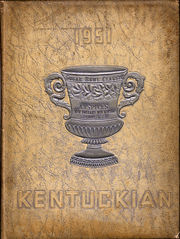 1951 Edition, University of Kentucky - Kentuckian Yearbook (Lexington, KY)