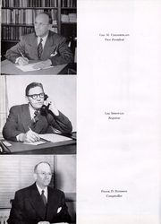 Page 9, 1951 Edition, University of Kentucky - Kentuckian Yearbook (Lexington, KY) online yearbook collection