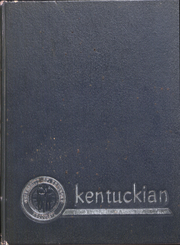 1964 Edition, University of Kentucky - Kentuckian Yearbook (Lexington, KY)
