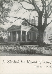 Page 6, 1947 Edition, Truman State University - Echo Yearbook (Kirksville, MO) online yearbook collection