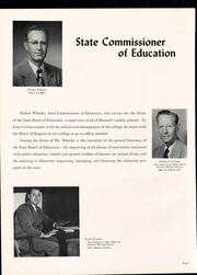 Page 12, 1955 Edition, Truman State University - Echo Yearbook (Kirksville, MO) online yearbook collection