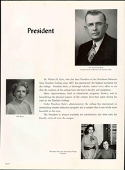 Page 15, 1955 Edition, Truman State University - Echo Yearbook (Kirksville, MO) online yearbook collection