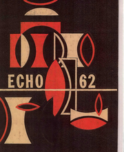 1962 Edition, Truman State University - Echo Yearbook (Kirksville, MO)