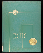 1963 Edition, Truman State University - Echo Yearbook (Kirksville, MO)