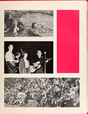Page 9, 1964 Edition, Truman State University - Echo Yearbook (Kirksville, MO) online yearbook collection