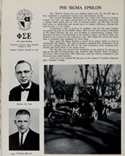 Page 148, 1965 Edition, Truman State University - Echo Yearbook (Kirksville, MO) online yearbook collection