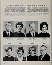 Page 160, 1965 Edition, Truman State University - Echo Yearbook (Kirksville, MO) online yearbook collection