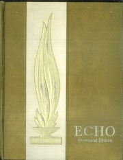 1967 Edition, Truman State University - Echo Yearbook (Kirksville, MO)