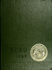 1969 Edition, Truman State University - Echo Yearbook (Kirksville, MO)