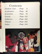Page 9, 1971 Edition, Truman State University - Echo Yearbook (Kirksville, MO) online yearbook collection
