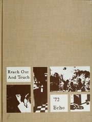 1972 Edition, Truman State University - Echo Yearbook (Kirksville, MO)