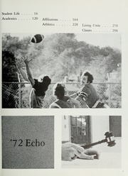 Page 9, 1972 Edition, Truman State University - Echo Yearbook (Kirksville, MO) online yearbook collection